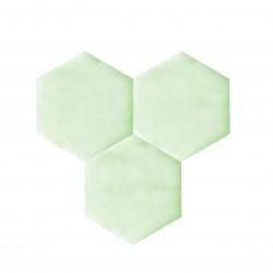 Textil Tiles Light Green 3 pcs.