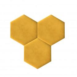 Textil Tiles Yellow 3 pcs.