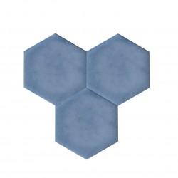 Textil Tiles Blue 3 pcs.