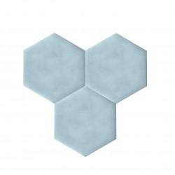 Textil Tiles Light Blue 3 pcs.