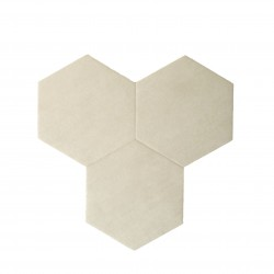 Textil Tiles Beige 3 pcs.