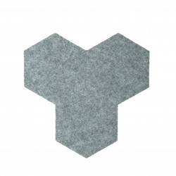 FILC Tiles Light Grey 3 pcs.