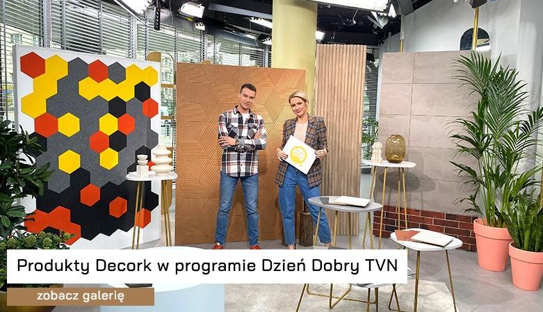 Decork w programie Dzień Dobry TVN